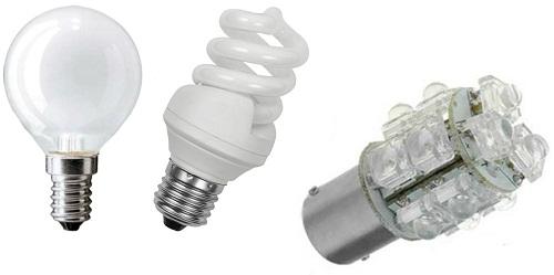 лампы освешения